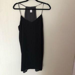 Formal/ Business Black Reversible Dress